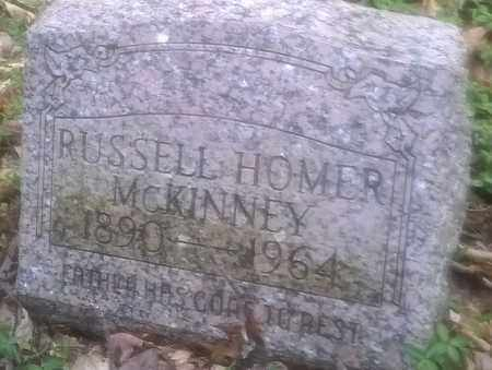 MCKINNEY, RUSSELL - Fayette County, West Virginia | RUSSELL MCKINNEY - West Virginia Gravestone Photos