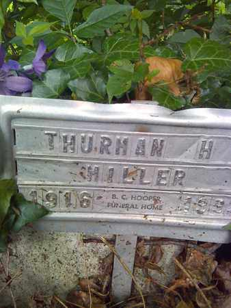 MILLER, THURMAN - Fayette County, West Virginia | THURMAN MILLER - West Virginia Gravestone Photos