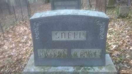 SNELL, LEONA - Fayette County, West Virginia | LEONA SNELL - West Virginia Gravestone Photos