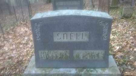 SNELL, LEONA - Fayette County, West Virginia | LEONA SNELL - West Virginia Gravestone Photos