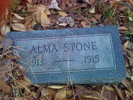 STONE, ALMA - Fayette County, West Virginia | ALMA STONE - West Virginia Gravestone Photos