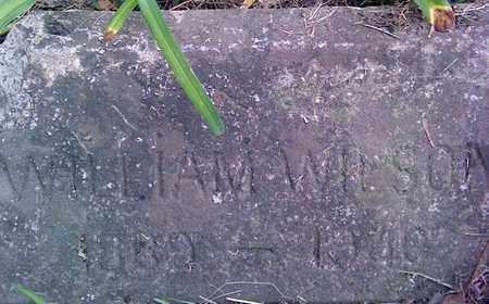WILSON, WILLIAM - Fayette County, West Virginia   WILLIAM WILSON - West Virginia Gravestone Photos