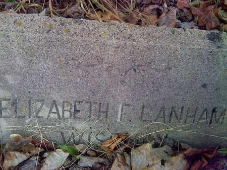 WISEMAN, ELIZABETH F - Fayette County, West Virginia | ELIZABETH F WISEMAN - West Virginia Gravestone Photos