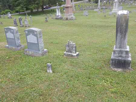 ** CEMETERY VIEW,  - Greenbrier County, West Virginia |  ** CEMETERY VIEW - West Virginia Gravestone Photos