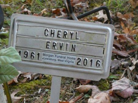 ADWELL ERVIN, CHERYL LYNN - Greenbrier County, West Virginia | CHERYL LYNN ADWELL ERVIN - West Virginia Gravestone Photos