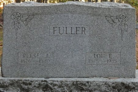 FULLER, LOU ELLEN - Greenbrier County, West Virginia | LOU ELLEN FULLER - West Virginia Gravestone Photos