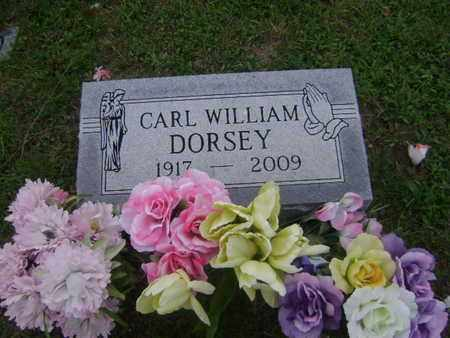 DORSEY, CARL WILLIAM - Hampshire County, West Virginia | CARL WILLIAM DORSEY - West Virginia Gravestone Photos