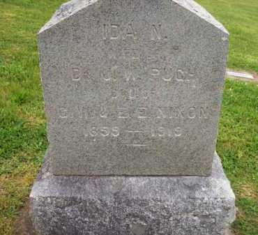 PUGH, IDA N. - Hampshire County, West Virginia | IDA N. PUGH - West Virginia Gravestone Photos