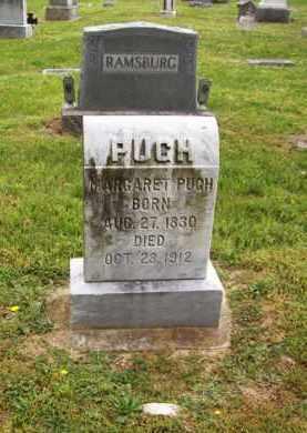PUGH, MARGARET - Hampshire County, West Virginia | MARGARET PUGH - West Virginia Gravestone Photos