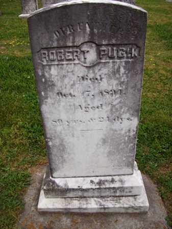 PUGH, ROBERT - Hampshire County, West Virginia | ROBERT PUGH - West Virginia Gravestone Photos