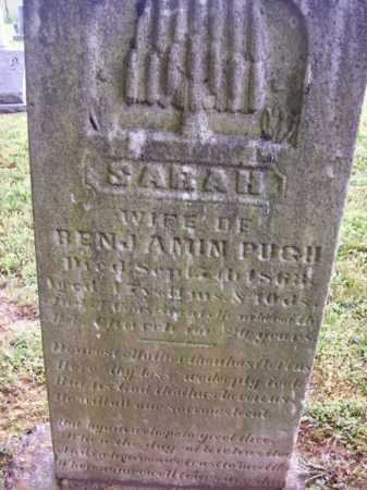 HIETT PUGH, SARAH - Hampshire County, West Virginia | SARAH HIETT PUGH - West Virginia Gravestone Photos