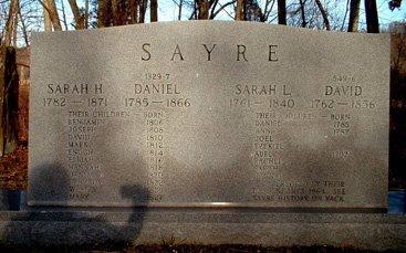 SAYRE JR., DAVID - Jackson County, West Virginia | DAVID SAYRE JR. - West Virginia Gravestone Photos