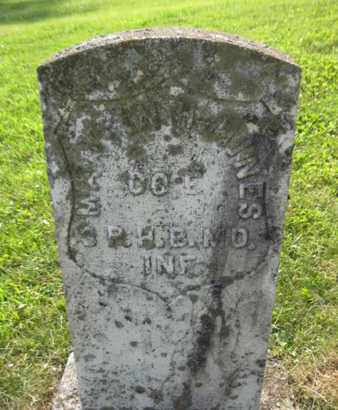 HINES (VETERAN UNION), MARTIN H. - Jefferson County, West Virginia | MARTIN H. HINES (VETERAN UNION) - West Virginia Gravestone Photos