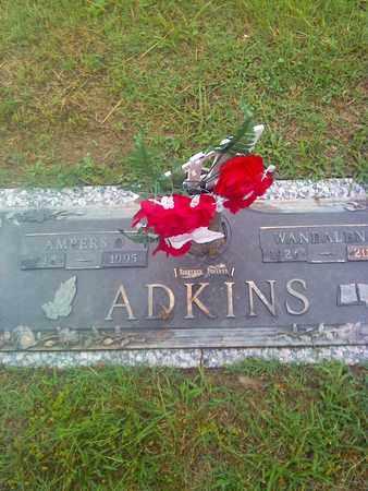 ADKINS, AMBERS - Kanawha County, West Virginia | AMBERS ADKINS - West Virginia Gravestone Photos