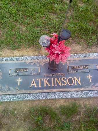 ATKINSON, ALBERT M - Kanawha County, West Virginia | ALBERT M ATKINSON - West Virginia Gravestone Photos