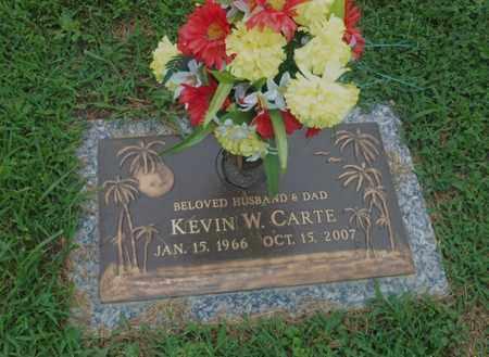 CARTE, KEVIN - Kanawha County, West Virginia | KEVIN CARTE - West Virginia Gravestone Photos