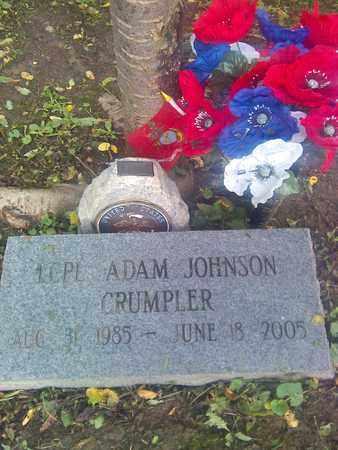 CRUMPLER (VETERAN), ADAM - Kanawha County, West Virginia | ADAM CRUMPLER (VETERAN) - West Virginia Gravestone Photos