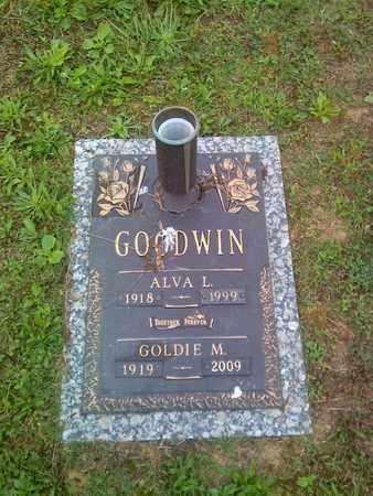 GOODWIN, GOLDIE - Kanawha County, West Virginia   GOLDIE GOODWIN - West Virginia Gravestone Photos