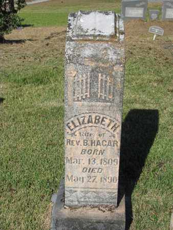 HAGER, ELIZABETH MARGARET - Kanawha County, West Virginia | ELIZABETH MARGARET HAGER - West Virginia Gravestone Photos