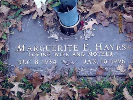 HAYES, MARGUERITE - Kanawha County, West Virginia | MARGUERITE HAYES - West Virginia Gravestone Photos