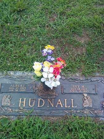 HUDNALL, ALBERT - Kanawha County, West Virginia | ALBERT HUDNALL - West Virginia Gravestone Photos