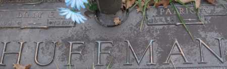 HUFFMAN, BILLY - Kanawha County, West Virginia   BILLY HUFFMAN - West Virginia Gravestone Photos