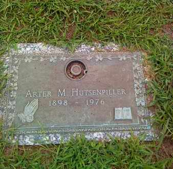 HUTSENPILLER, ARTER - Kanawha County, West Virginia | ARTER HUTSENPILLER - West Virginia Gravestone Photos