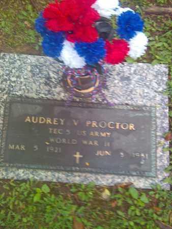 PROCTOR  (VETERAN WWII), AUDREY - Kanawha County, West Virginia | AUDREY PROCTOR  (VETERAN WWII) - West Virginia Gravestone Photos