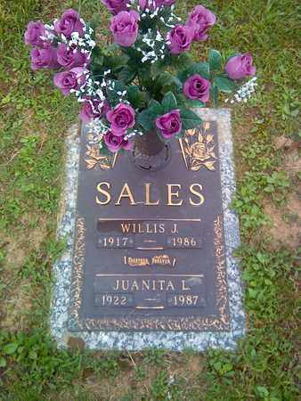 SALES, WILLIS - Kanawha County, West Virginia | WILLIS SALES - West Virginia Gravestone Photos