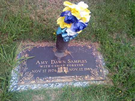 SAMPLES, AMY - Kanawha County, West Virginia | AMY SAMPLES - West Virginia Gravestone Photos