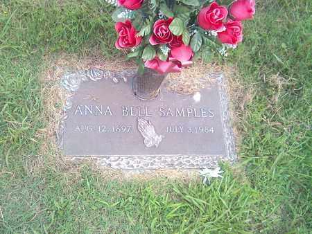 SAMPLES, ANNA - Kanawha County, West Virginia | ANNA SAMPLES - West Virginia Gravestone Photos