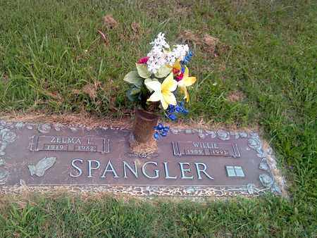 SPANGLER, ZELMA - Kanawha County, West Virginia | ZELMA SPANGLER - West Virginia Gravestone Photos