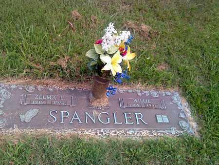 SPANGLER, WILLIE - Kanawha County, West Virginia | WILLIE SPANGLER - West Virginia Gravestone Photos