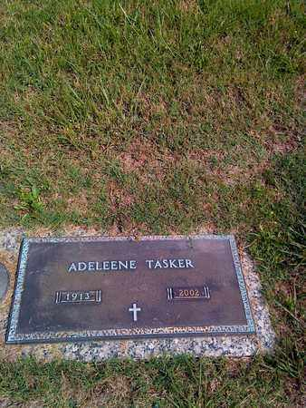 TASKER, ADELEENE - Kanawha County, West Virginia | ADELEENE TASKER - West Virginia Gravestone Photos