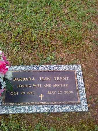 TRENT, BARBARA JEAN - Kanawha County, West Virginia | BARBARA JEAN TRENT - West Virginia Gravestone Photos