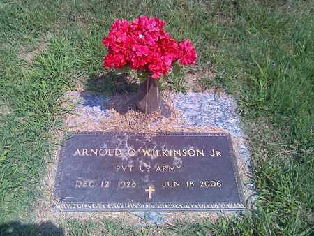 WIKINSON (VETERAN), ARNOLD - Kanawha County, West Virginia   ARNOLD WIKINSON (VETERAN) - West Virginia Gravestone Photos