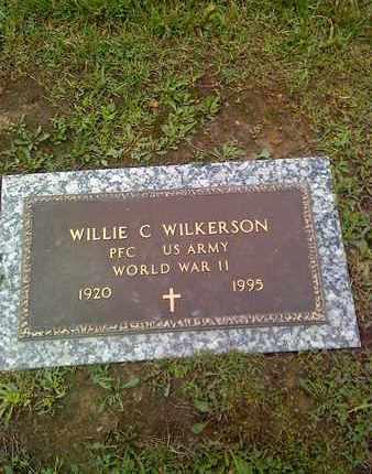 WILKERSO(VETERAN WWII)N, WILLIE - Kanawha County, West Virginia   WILLIE WILKERSO(VETERAN WWII)N - West Virginia Gravestone Photos