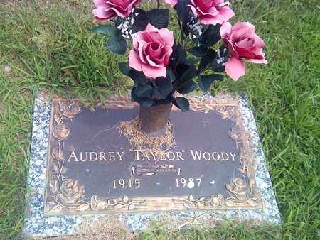 """WOODY, AUDREY """"TAYLOR"""" - Kanawha County, West Virginia 