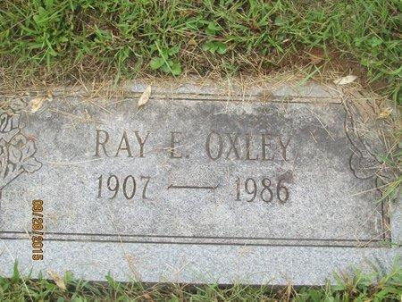 OXLEY, RAY E. - Lincoln County, West Virginia | RAY E. OXLEY - West Virginia Gravestone Photos