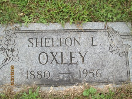 OXLEY, SHELTON L. - Lincoln County, West Virginia | SHELTON L. OXLEY - West Virginia Gravestone Photos