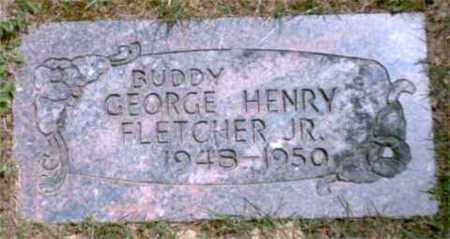 "FLETCHER JR, GEORGE HENRY ""BUDDY"" - Marion County, West Virginia 