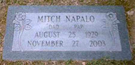 NAPALO, MITCH - Marion County, West Virginia | MITCH NAPALO - West Virginia Gravestone Photos