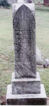 SHUTTLEWORTH, MARY JANE - Marion County, West Virginia | MARY JANE SHUTTLEWORTH - West Virginia Gravestone Photos
