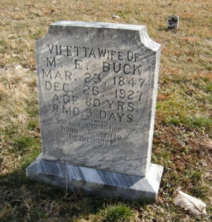STEWART BUCK, VIELETTA  - Mason County, West Virginia | VIELETTA  STEWART BUCK - West Virginia Gravestone Photos