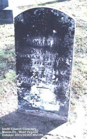 PARSONS, MARY MOLLY - Mason County, West Virginia | MARY MOLLY PARSONS - West Virginia Gravestone Photos