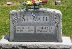 STEWART, PAULINA C - Mason County, West Virginia   PAULINA C STEWART - West Virginia Gravestone Photos