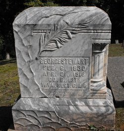 STEWART (VETERAN UNION), GEORGE - Mason County, West Virginia | GEORGE STEWART (VETERAN UNION) - West Virginia Gravestone Photos