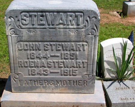 PARSONS STEWART, ROENA - Mason County, West Virginia | ROENA PARSONS STEWART - West Virginia Gravestone Photos