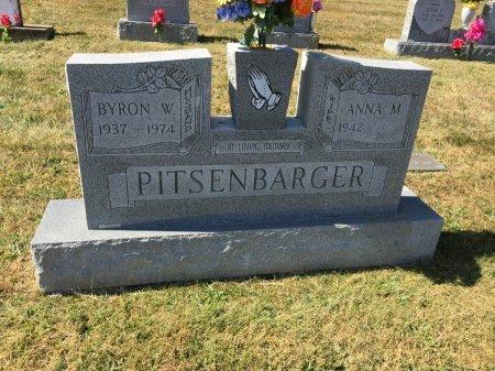 PITSENBARGER, BYRON WAITMAN - Pendleton County, West Virginia   BYRON WAITMAN PITSENBARGER - West Virginia Gravestone Photos