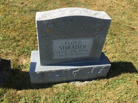 SHRADER, FLOYD - Pendleton County, West Virginia | FLOYD SHRADER - West Virginia Gravestone Photos